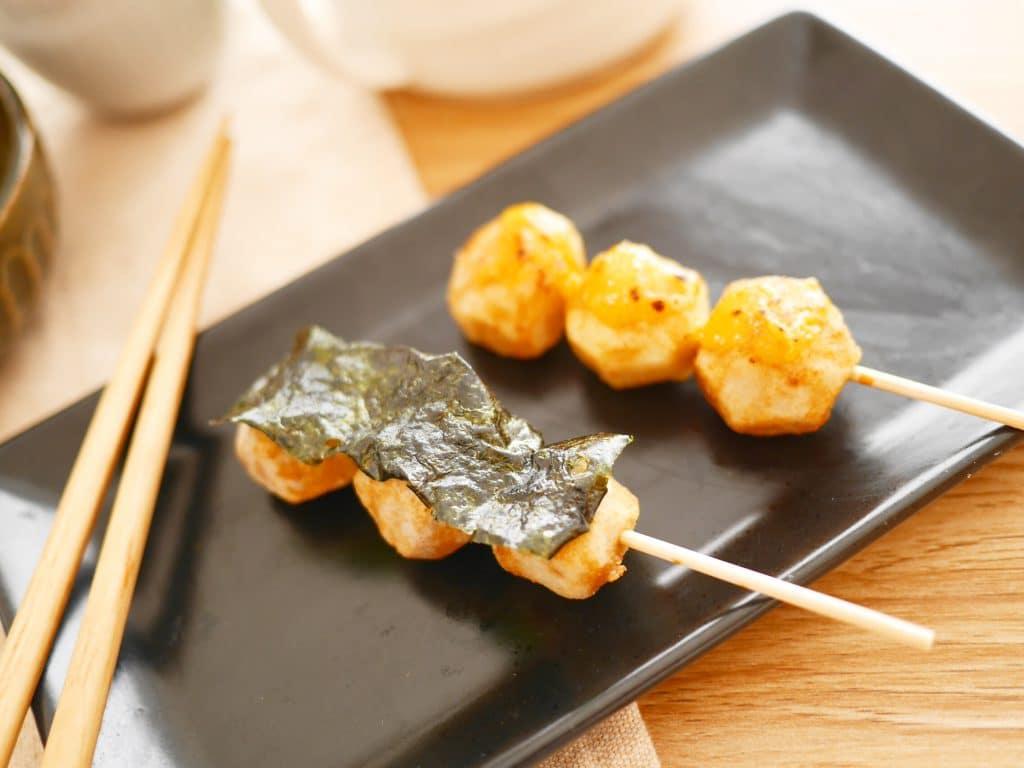 ほくほく里芋の素揚げ串