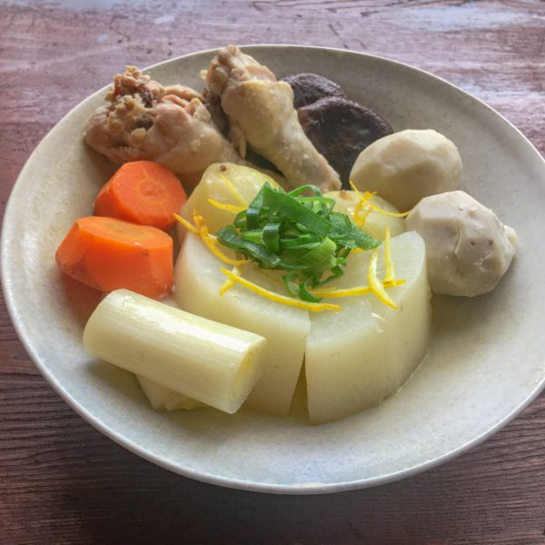 時間が野菜をおいしくする和風ポトフ